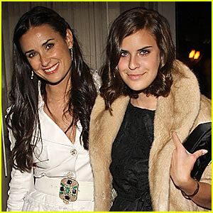demi moore's children are ugly