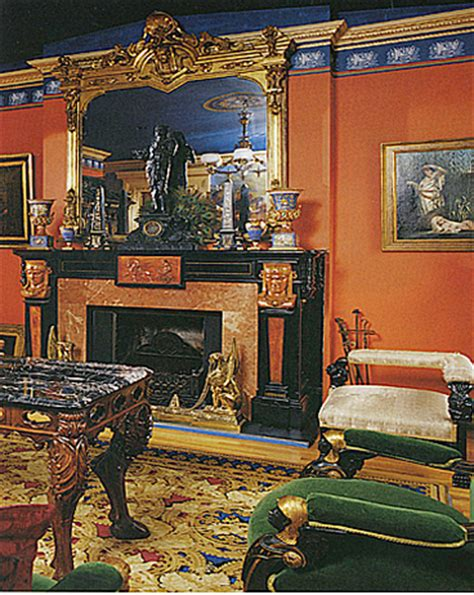 Egyptian Revival - Antique Room